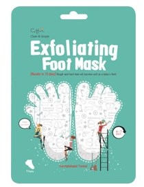 Exfoliating Foot Mask [Cettua]