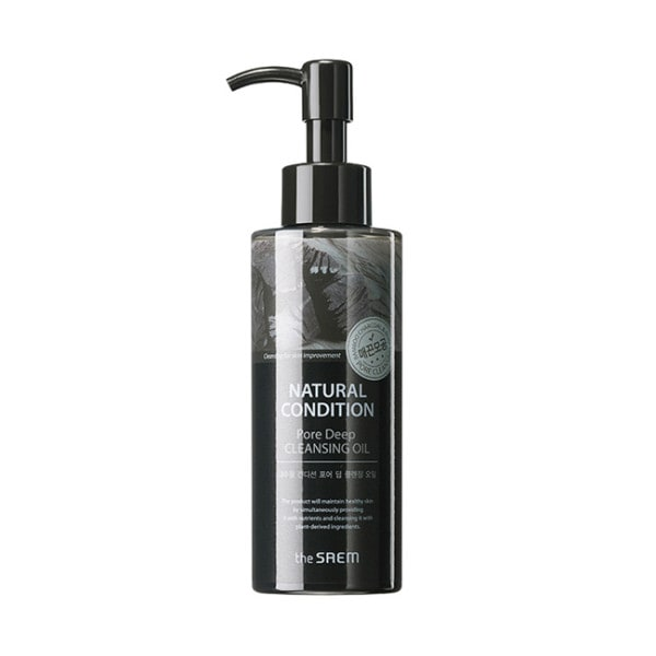 Natural Condition Pore Deep Cleansing Oil [The Saem]