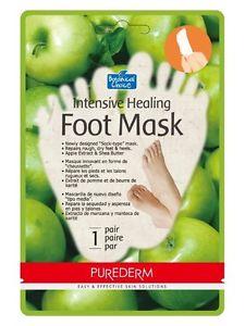 Intensive Healing Foot Mask [Purederm]