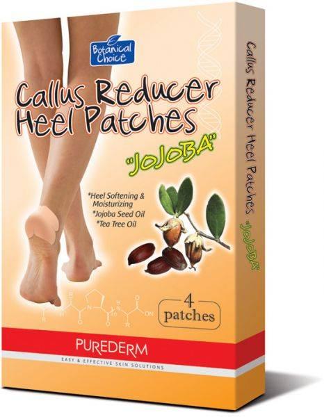 Callus Reducer Heel Patch [Purederm]