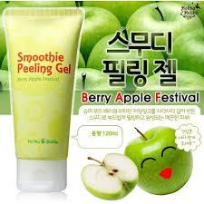Smoothie Peeling Gel Berry Apple Festival [Holika Holika]