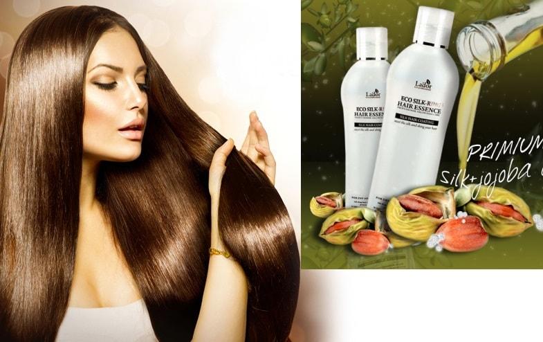 Silk-Ring Hair Essence [La'dor]
