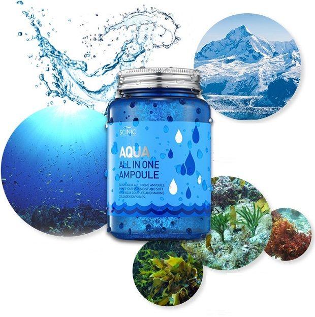 Aqua All in One Ampoule [Scinic]
