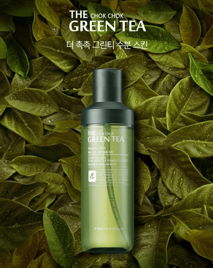 Chok Chok Green Tea Watery Skin [TonyMoly]