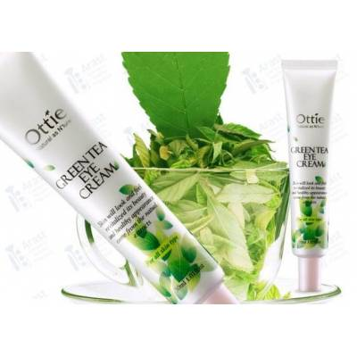 Green Tea Eye Cream [Ottie]