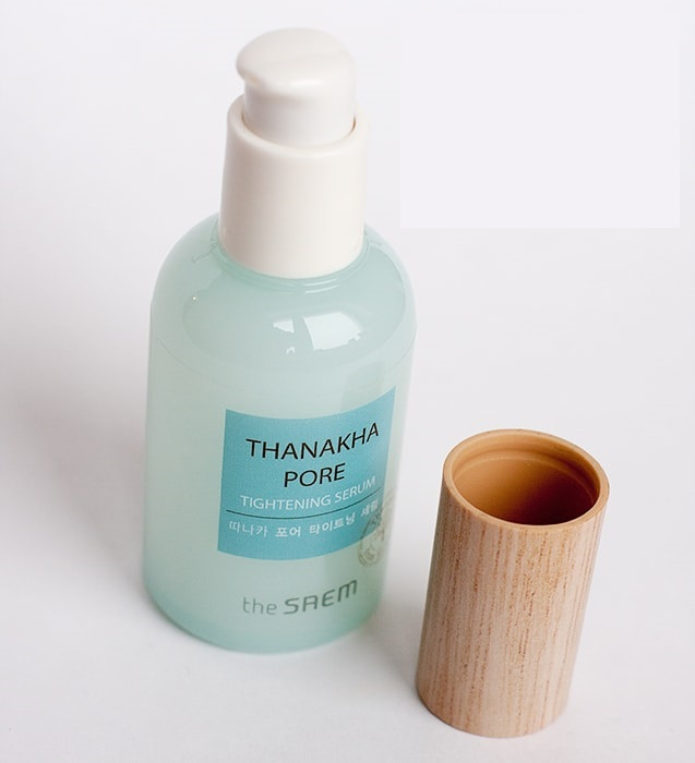 Thanakha Pore Tightening Serum [The Saem]