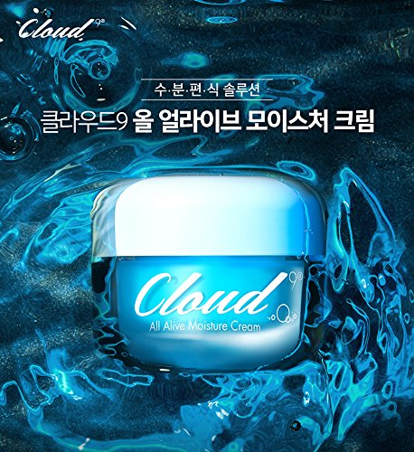 Cloud All Alive Moisture Cream [Claire's Korea]