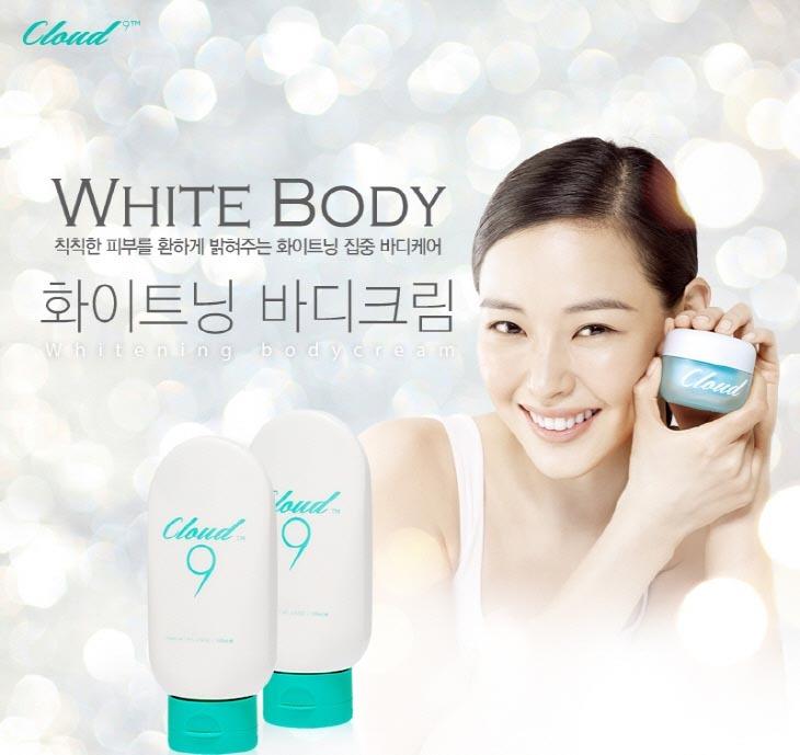 Cloud 9TM Body Cream [Claire's Korea]
