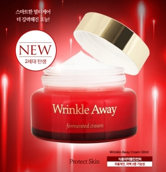 Картинки по запросу the skin house wrinkle fermented cream