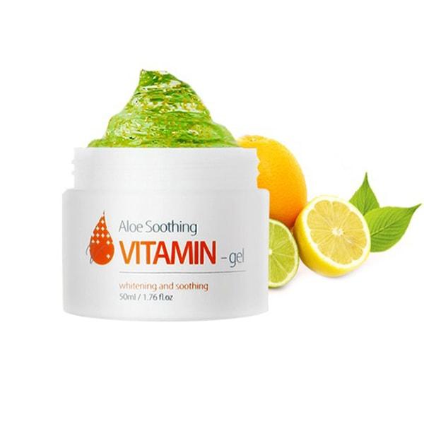 Aloe Soothing Vitamin Gel [The Skin House]