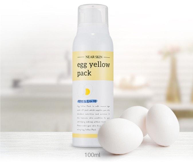 Near Skin Egg Yellow Pack [Missha]