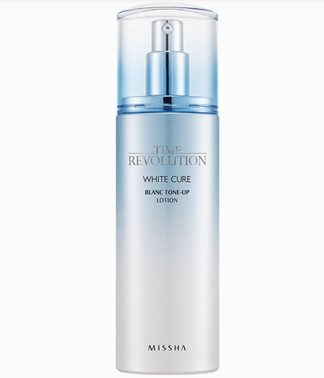 Time Revolution White Cure Blanc Tone-up Lotion [Missha]