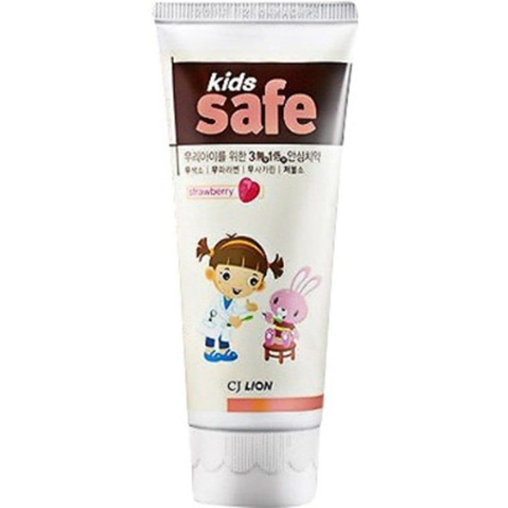 Kids Safe Toothpaste Strawberry [CJ Lion]