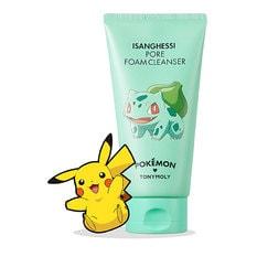 Pokemon Isanghessi Pore Foam Cleanser [TonyMoly]