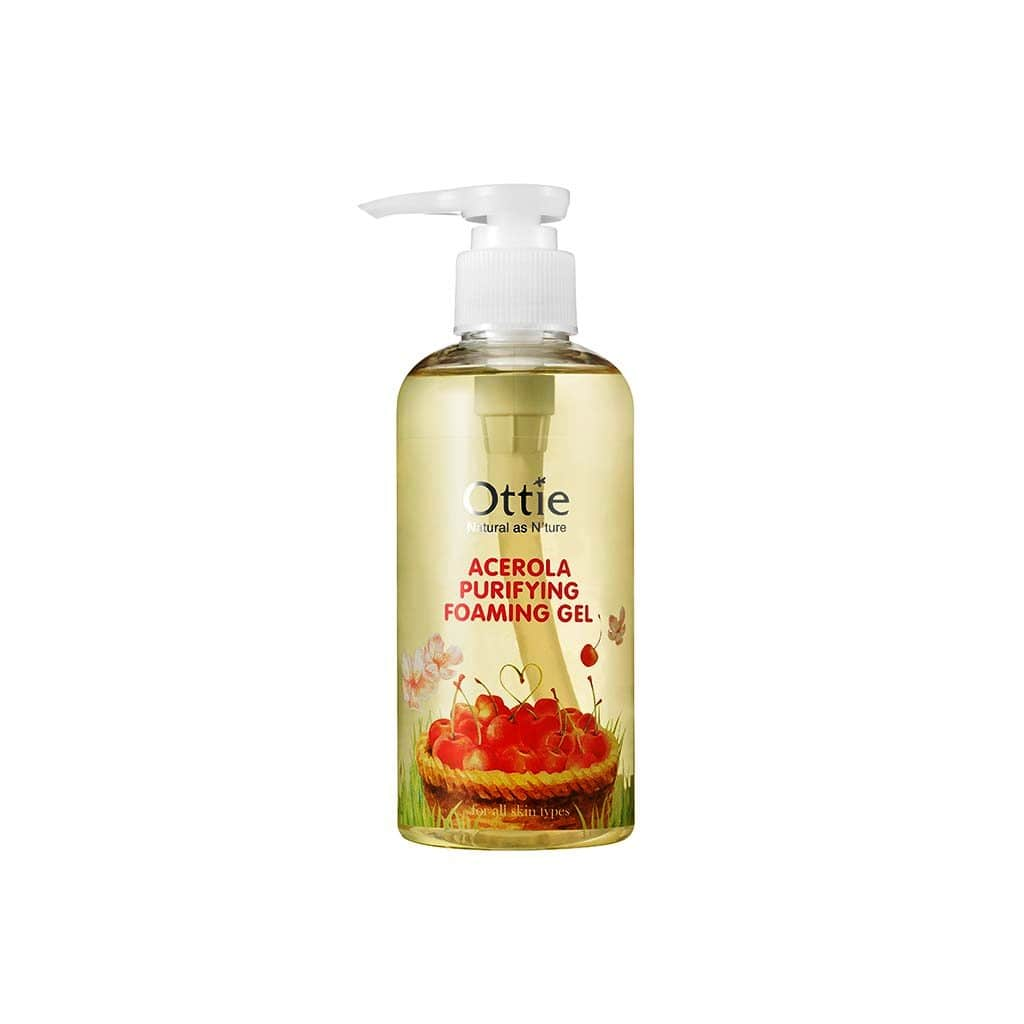 Acerola Purifying Foaming Gel [Ottie]