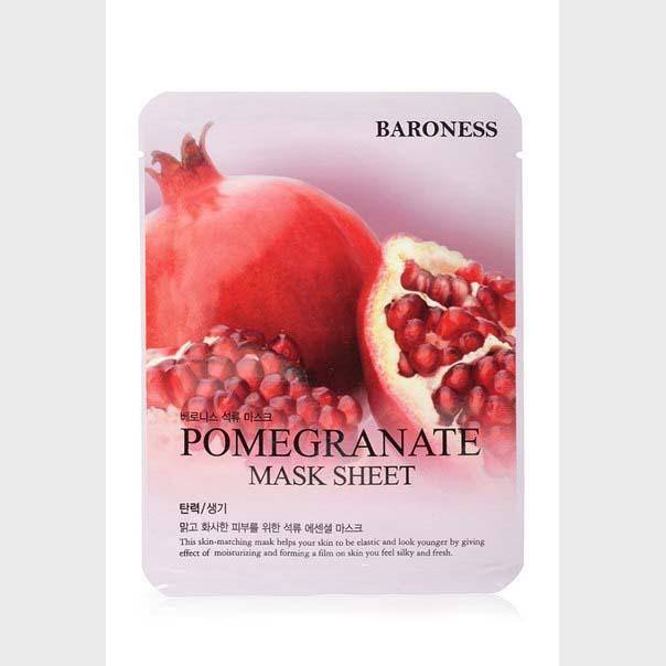 Pomegranate Mask Sheet [Baroness]