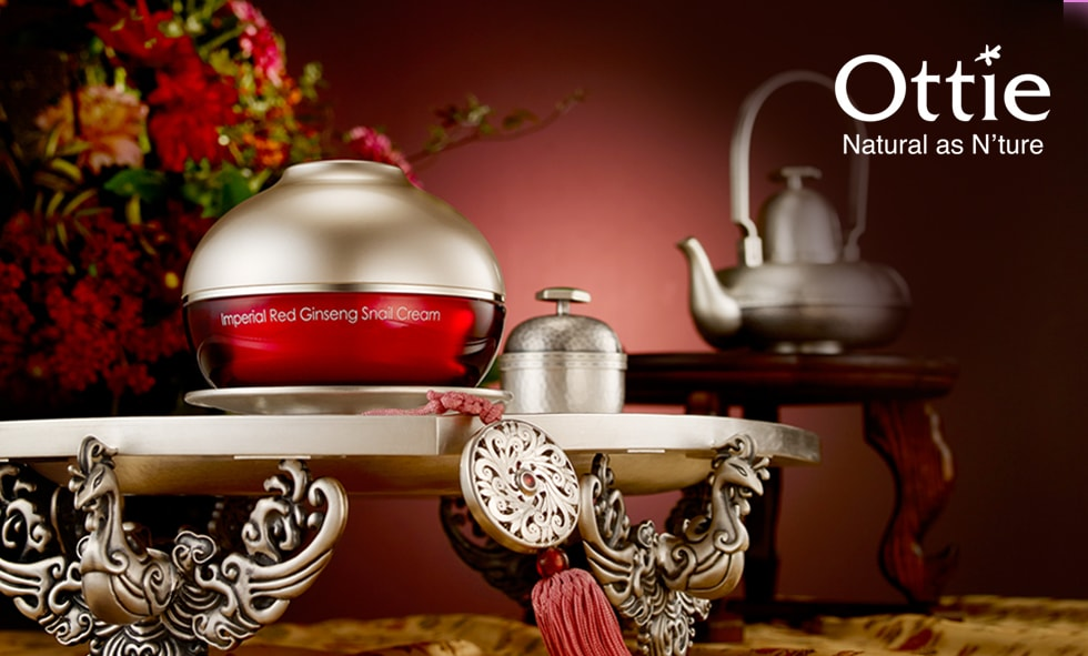 Imperial Red Ginseng Cream [Ottie]