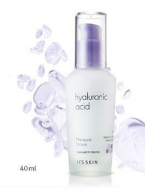 Hyaluronic Acid Moisture Serum [It's Skin]