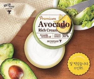 Premium Avocado Rich Cream [SkinFood]