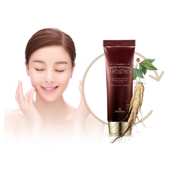 Ginseng Nourishing Top Coat Pack [The Skin House]