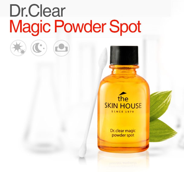 Dr. Clear Magic Powder Spot [The Skin House]