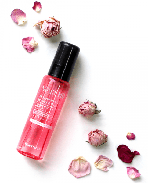 Make HD Silk Argan Rose Oil [TonyMoly]