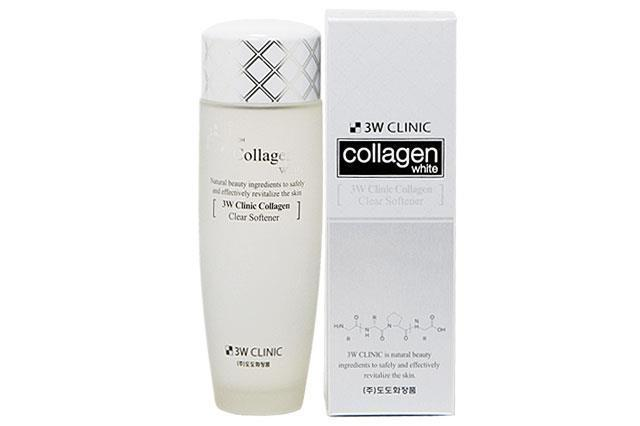 Collagen white Clear Softener [3W CLINIC]