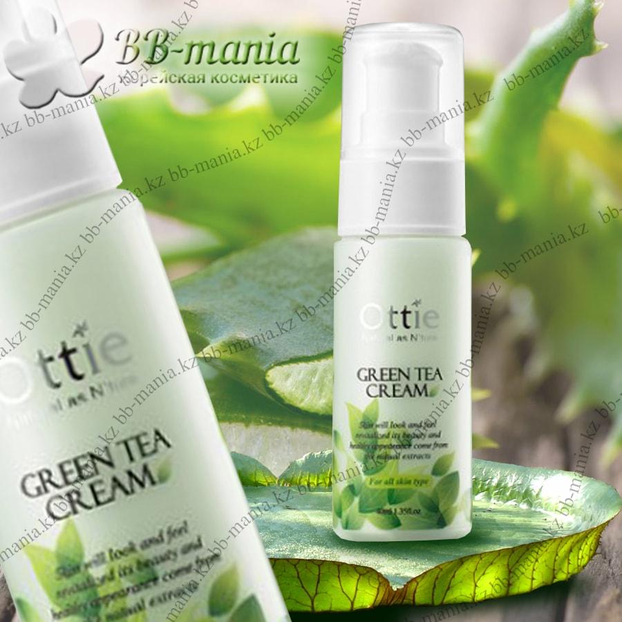 Green Tea Cream [Ottie]