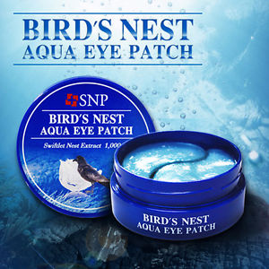 Bird's Nest Aqua Eye Patch [SNP]