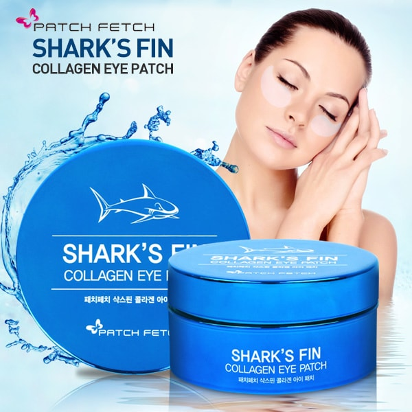 Patch Fetch Shark`s Fin Collagen Eye Patch