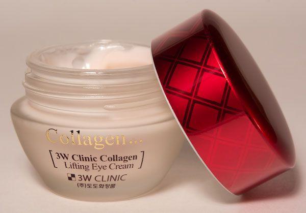 Collagen Lifting Eye Cream [3W CLINIC]