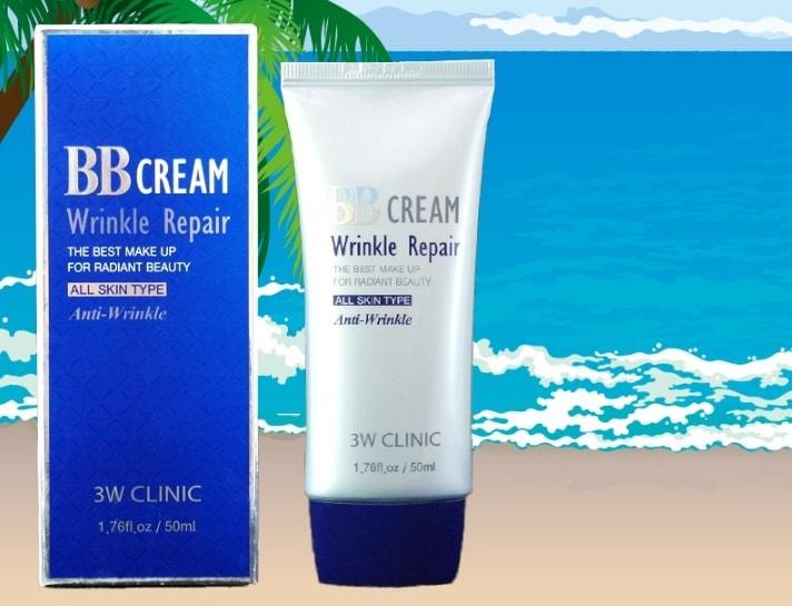 BB Cream Wrinkle Intensive [3W CLINIC]