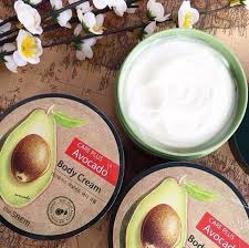 Care Plus Avocado Body Cream [The Saem]