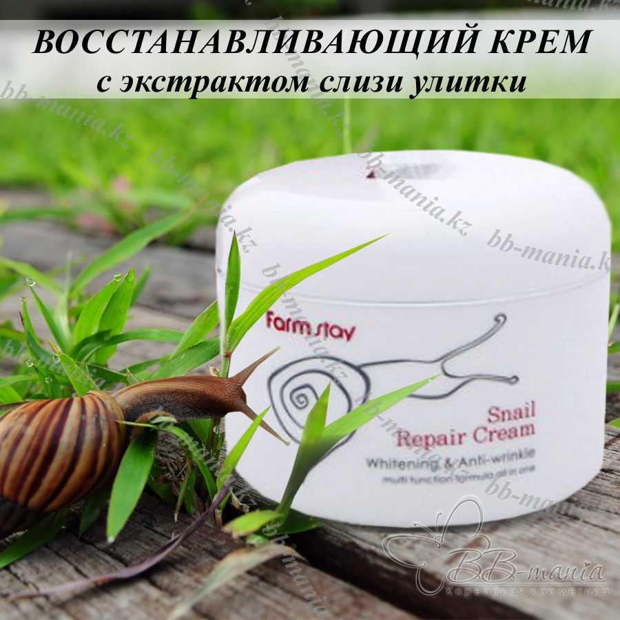 Snail Repair Cream [FarmStay]