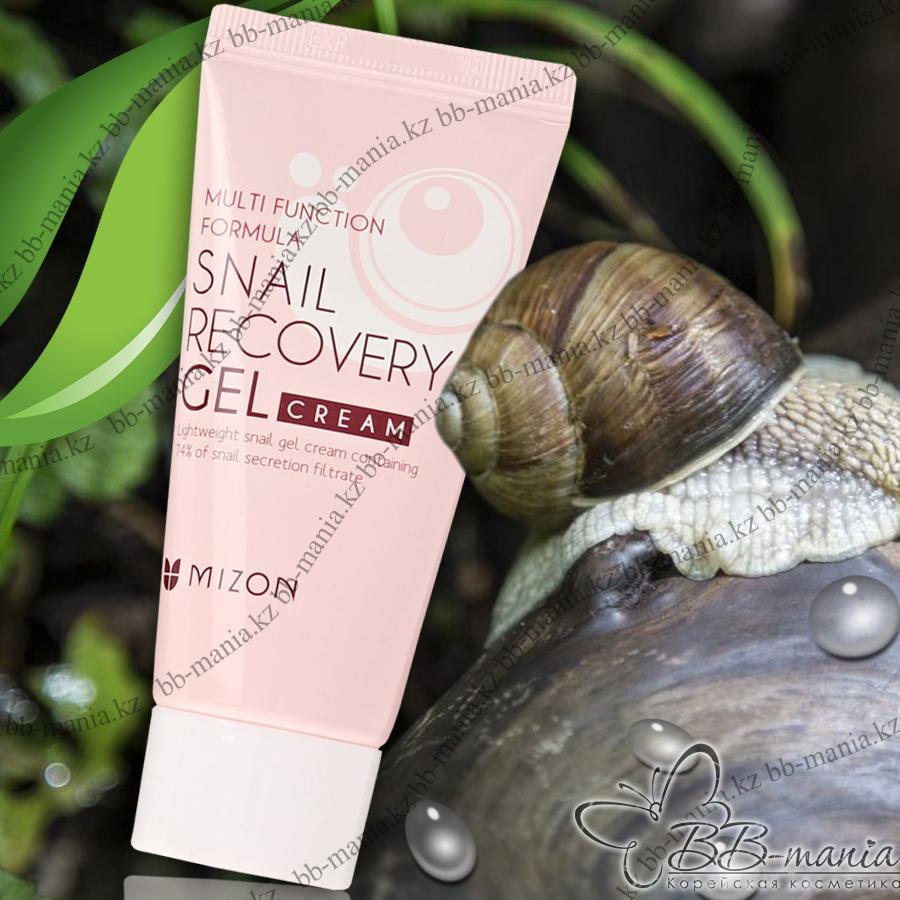 Snail Recovery Gel Cream 80% [Mizon]