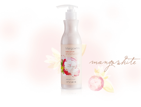 Mango White Body Lotion [It's Skin]