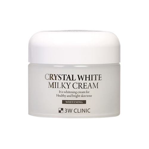 Crystal White Milky Cream [3W CLINIC]
