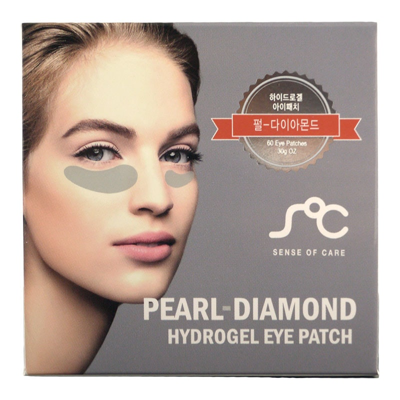 Pearl-Diamond Hydrogel Eye Patch [SOC]