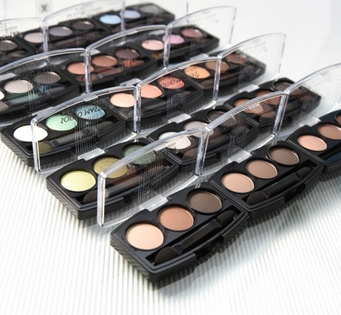 Rich Velvety Finish Milano Eye Shadow [Soffio Masters]