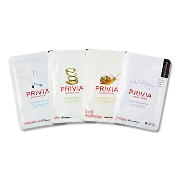 Miracle Daily Mask Pack [Privia]