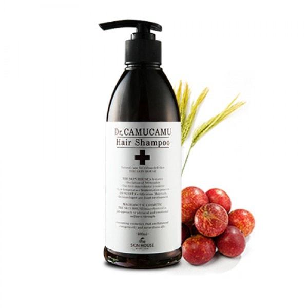 Dr. CamuCamu Hair Shampoo [The Skin House]