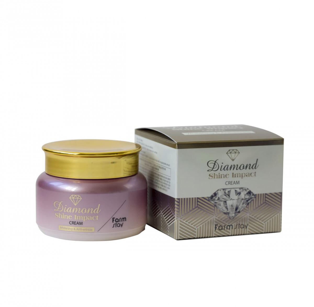 Diamond shine Impact Cream [FarmStay]