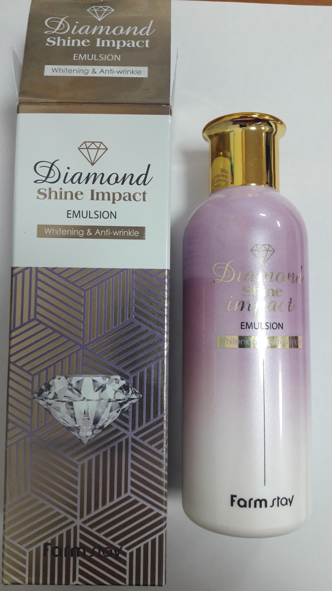 Diamond Shine Impact Emulsion [FarmStay]