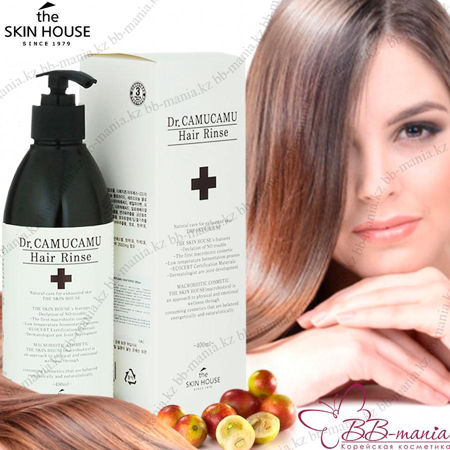 Dr. CamuCamu Hair Rinse [The Skin House]