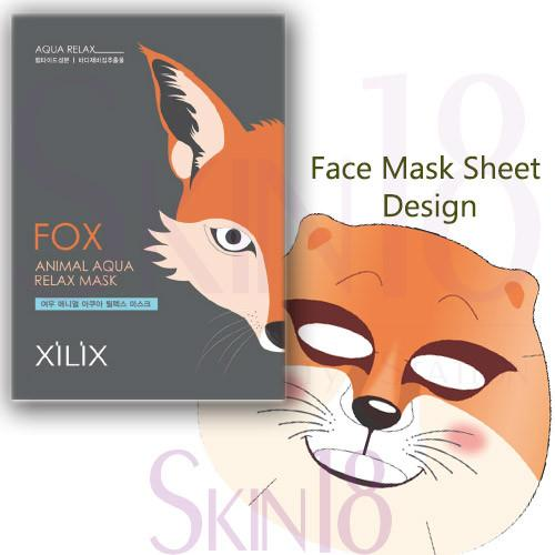 Xilix Dermal Animal Mask