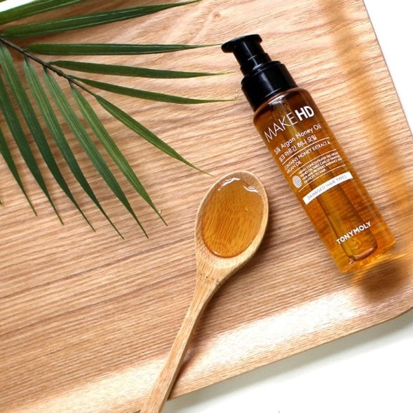 Make HD Silk Argan Honey Oil [TonyMoly]