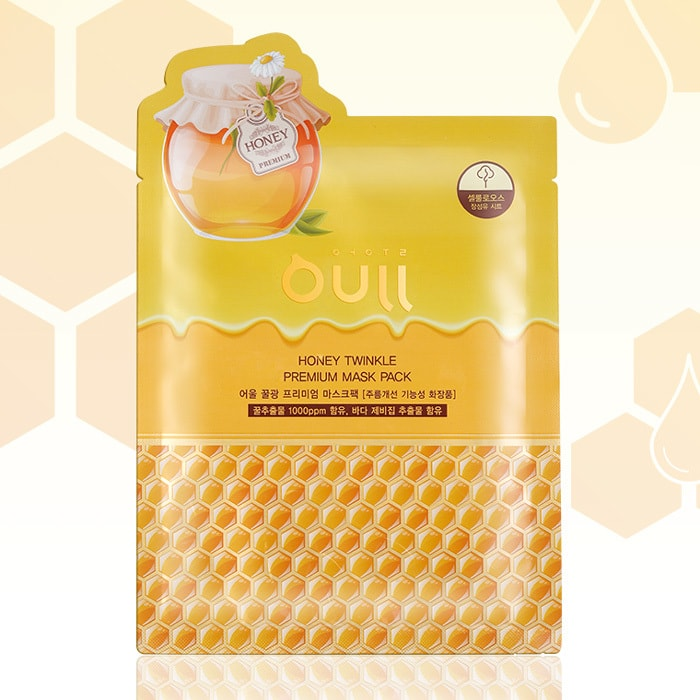 OULL Honey Twinkle Premium Mask Pack [JH Corporation]