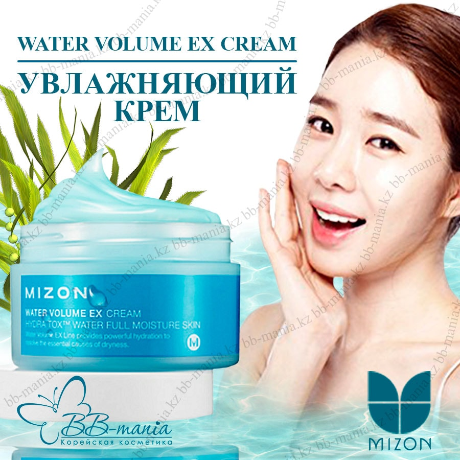 Water Volume Ex Cream [Mizon]