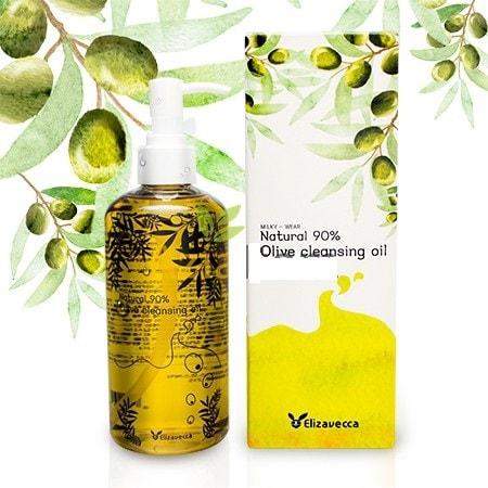 Natural 90% Olive Cleansing Oil [Elizavecca]