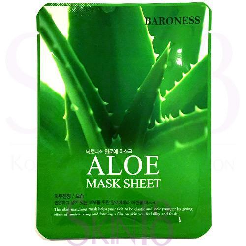Aloe Mask Sheet [Baroness]